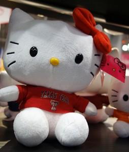 Hello Kitty Cross Licensing