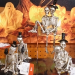 The Bare Bones of Halloween 2017
