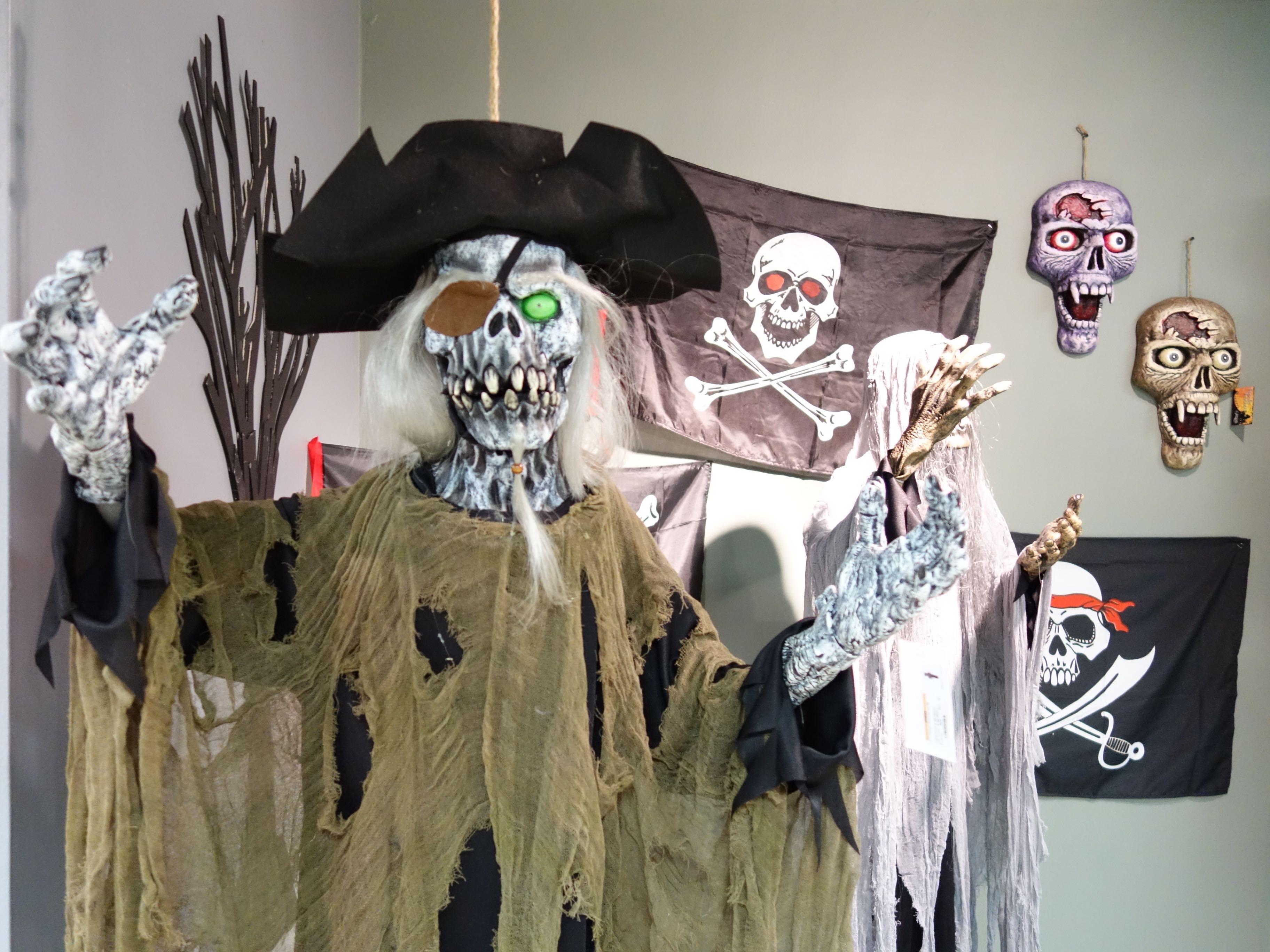 Scary Seas For Halloween 2017