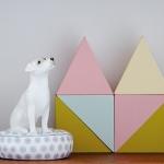 Dog-themed Decor may be DNA Deep