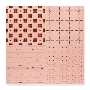 Confetti from Ceramica Vogue