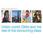 McKinsey: Cities and the rise of the consuming class