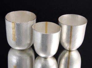 Silver and gold from Marion Kane