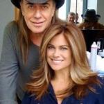 Kathy Ireland & José Eber