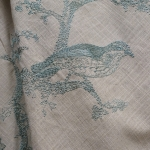 Fabric Detail: Embroidery