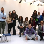 Student Designers at FURNEX