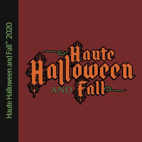 Retail Federation Halloween 2020 Haute Halloween and Fall™ 2020 — Trend & Color Forecast   The