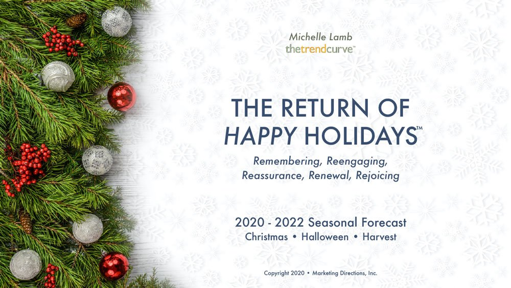 2020-2022 Christmas Trends Holiday Trends Q&A   The Trend Curve™