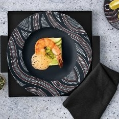 Aboriginal influences in dinnerware from Villeroy & Boch
