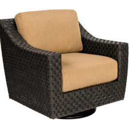 Woodard's Cooper Swivel Rocker